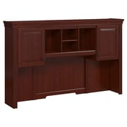 kathy ireland® Office by Bush Business Furniture Bennington Hutch, Harvest Cherry (WC65511-03)