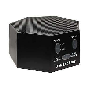 ASTI – Générateur de bruit blanc et de son de ventilateur Lectrofan, noir, (ASM1007-BF)