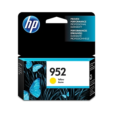 HP 952 Yellow Original Ink Cartridge (L0S55AN)
