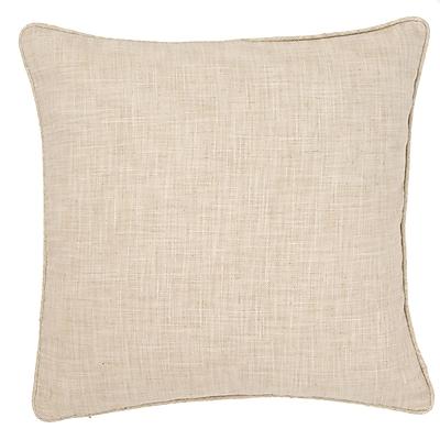 Fresh American Graylock Indoor/Outdoor Throw Pillow; Ivory