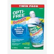Opti Free Express 2 x 355ml Contact Lens Care, (3560043)