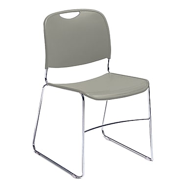 NPS® 8500 Series Ultra Compact Plastic Stack Chair