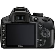 Nikon D3200 24.2MP 1080p DX-format Digital SLR Camera Body (Black) Factory Refurbished