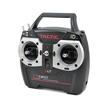 GREAT PLANES RealFlight 7.5 - Tactic TTX610 Radio Edition