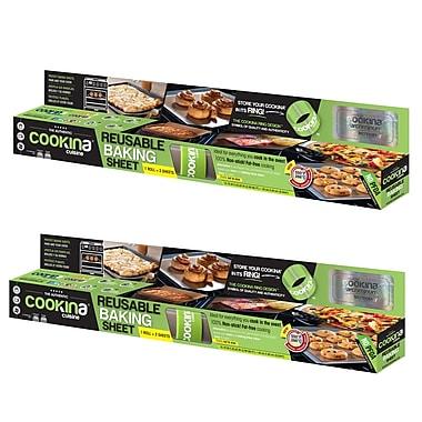 COOKINA Cuisine Non-Stick and Reusable Baking Sheet