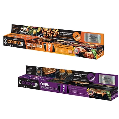 COOKINA Barbecue and Cookina Gard Combo