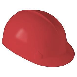 Jackson Safety® BC 100 Safety Bump Cap, 4 Point Injection, Red