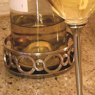 Royal Selangor Chateau Medallion Bottle Coaster