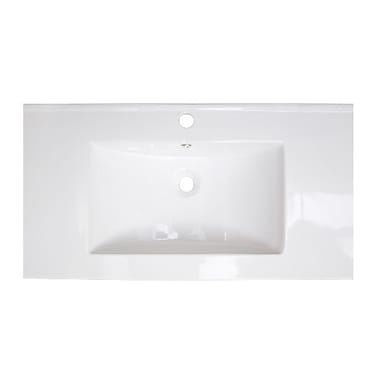 American Imaginations Flair 32'' Single Bathroom Vanity Top