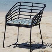 Harmonia Living Exo Patio Dining Chair w/ Cushion
