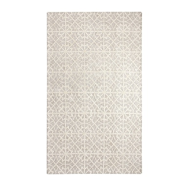 Dynamic Rugs Casual Ivory Area Rug; 8' x 11'