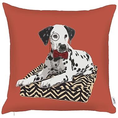 Debage Inc. Costal Exquisite Damnation Dog Throw Pillow