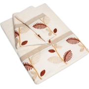Sweet Home Collection Alysia 3 Piece Towel Set