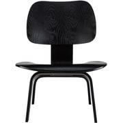 Edgemod Isabella Side Chair; Black
