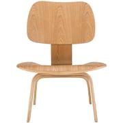 Edgemod Isabella Lounge Chair; Natural
