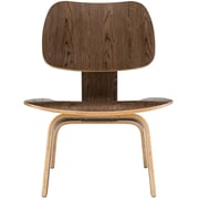 Edgemod Isabella Lounge Chair; Walnut