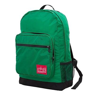 Manhattan Portage Cordura Lite Morningside Backpack Green (1212-CD-L GRN)