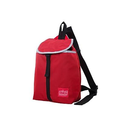 Manhattan Portage Cordura Lite Liberty Backpack Red (1909-CD-L RED)