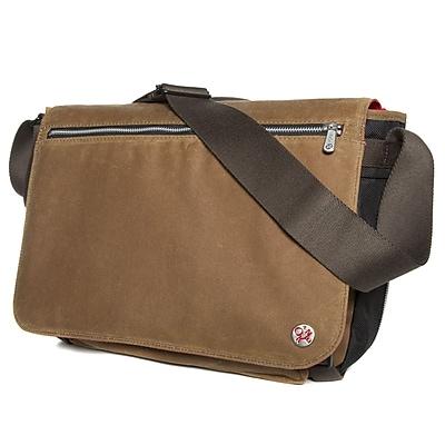 Token Waxed Whitehall Laptop Bag Field Tan (TK-439-WX FTAN)