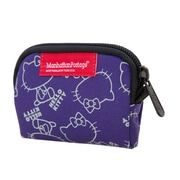 Manhattan Portage Hello Kitty Coin Purse Purple (1008-KITTY PRP)