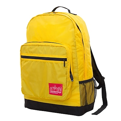 Manhattan Portage Cordura Lite Morningside Backpack Yellow (1212-CD-L YEL)