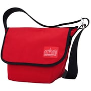 Manhattan Portage Vintage Messenger Bag Small Red (1605V RED)
