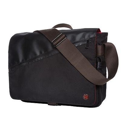 Token Grand Army Shoulder Bag Medium Black (TK-481 BLK)