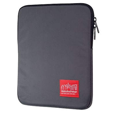 Manhattan Portage Waterproof Nylon Ipad Sleeve (1030-NW GRY)