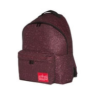 Manhattan Portage Midnight Big Apple Backpack Medium Burgundy (1210-MDN BUR)