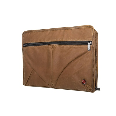 Token Waxed Woodlawn Portfolio Field Tan (TK-155-WX FTAN)