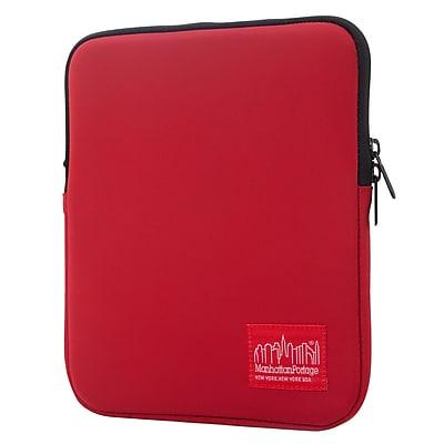 Manhattan Portage Waterproof Nylon Ipad Sleeve (1030-NW RED)
