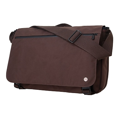 Token Whitehall Laptop Bag Large Dark Brown (TK-440 DBR)