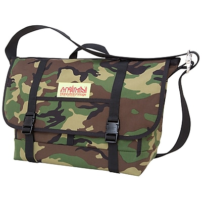 Manhattan Portage Ny Bike Messenger Bag Medium Camouflage (1615 CAM)