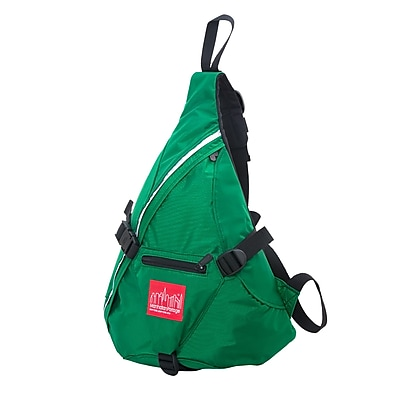 Manhattan Portage Cordura Lite J-Bag Small Green (1237-CD-L GRN)