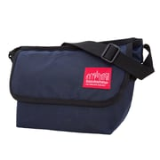 Manhattan Portage Waxed Canvas Messenger Bag (1603-WCN NVY)