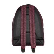 Manhattan Portage Midnight Big Apple Backpack Medium Burgundy (1210-MDN BUR)