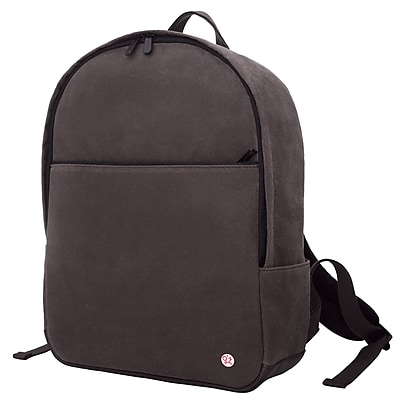 Token University Waxed Backpack Medium Dark Brown (TK-200-WX DBR)
