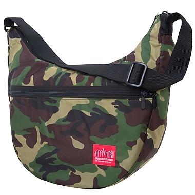 Manhattan Portage Cordura Lite Top Zipper Nolita Bag Camouflage (6056-CD-L CAM)