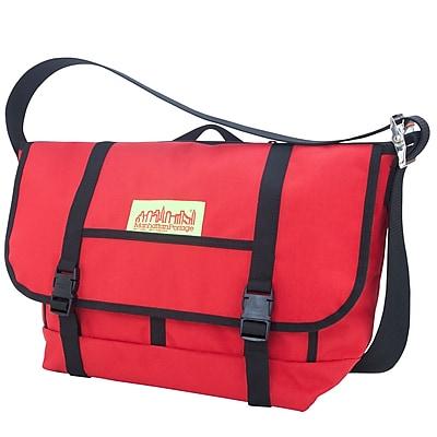 Manhattan Portage Ny Bike Messenger Bag Medium Red (1615 RED)