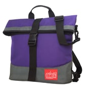 Manhattan Portage Double Dare Convertible Purple/ Grey (1245 PRP/GRY)