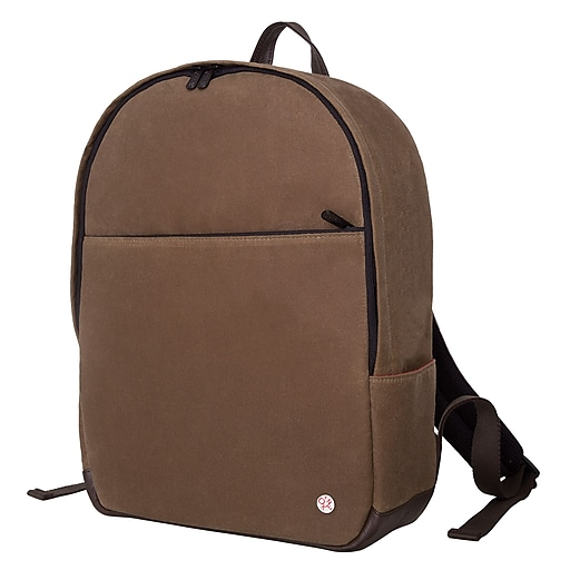 Token University Waxed Backpack Medium Field Tan (TK-200-WX FTAN)