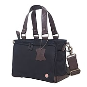 Token Nostrand Waxed Duffle Bag (TK-340-WX BLK)