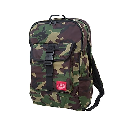 Manhattan Portage Cordura Lite Stuyvesant Backpack Camouflage (1225-CD-L CAM)