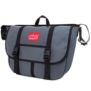 Manhattan Portage Diaper Messenger Bag Grey (1619 GRY)