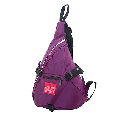 Manhattan Portage Cordura Lite J-Bag Small Purple (1237-CD-L PRP)