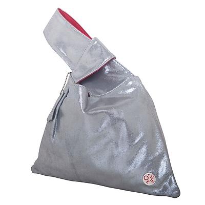 Token The Ritz Hand Bag Metal Silver (TK-351 METSIL)