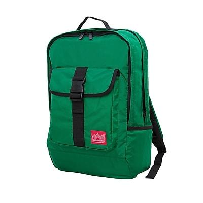 Manhattan Portage Cordura Lite Stuyvesant Backpack Green (1225-CD-L GRN)