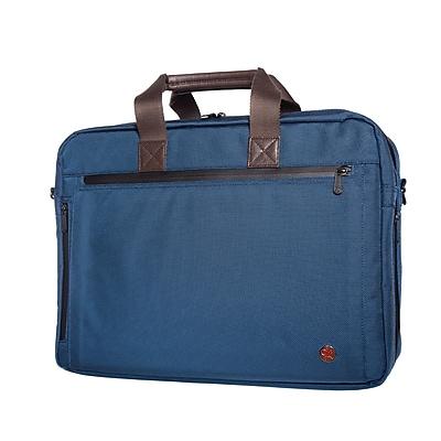 Token Lawrence Laptop Bag Large With Back Zipper Navy (TK-445Z NVY)