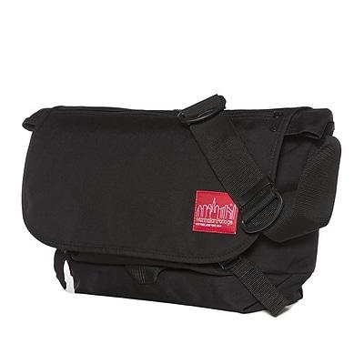 Manhattan Portage Quick-Release Messenger Bag Medium Black (1642 BLK)
