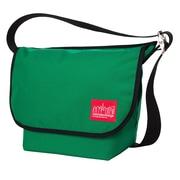 Manhattan Portage Vintage Messenger Bag Medium Green (1606V GRN)